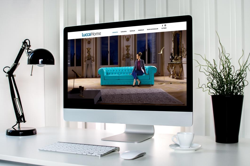 LUCCA HOME WEB SAYFASI